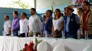 Tercer Informe Frente Amplio por la Paz Arauca